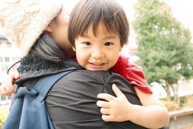 保育園入園前の子供との時間