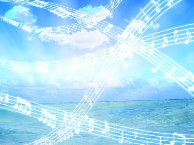 入院中の音楽